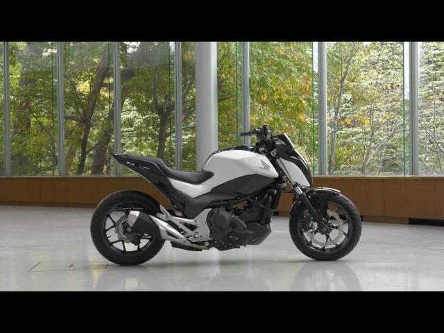 Умный мотоцикл Honda с системой самобаланса Moto Riding Assist - MOTONEWS