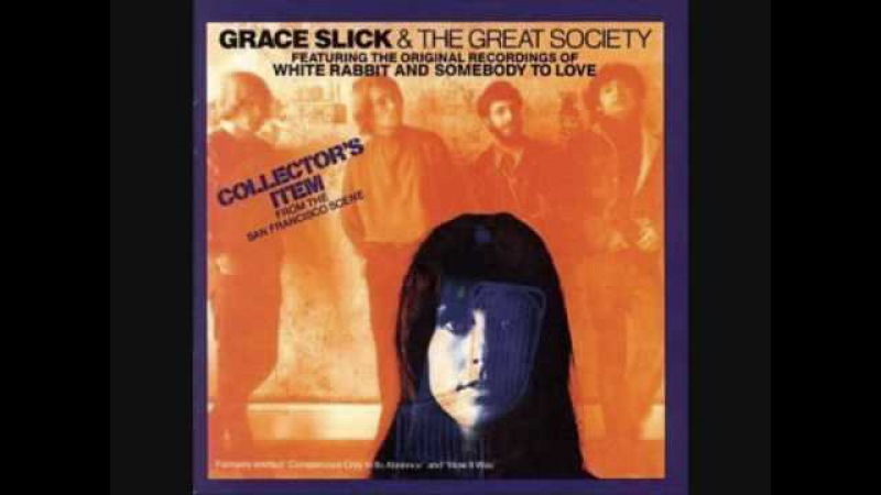 Sally Go Round The Roses - Great Society (Grace Slick)