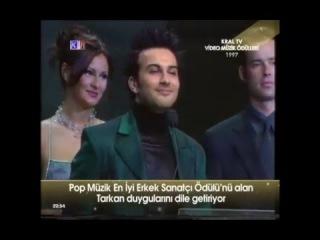 TARKAN - Kral TV Video Müzik Ödülleri 1997
