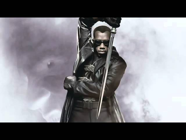 Massive attack feat. Mos Def - I against I (Blade II OST)