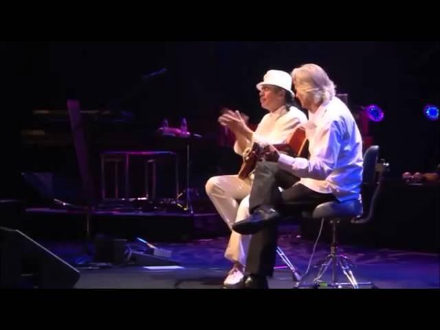 Carlos Santana John McLaughlin - Naima / Lotus Land Op.47 No.1