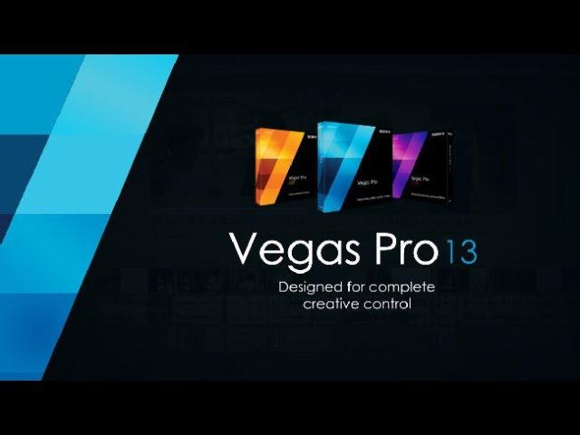 Sony Vegas Pro 13 Crack - 64 Bit - Kostenlose Vollversion - Download - German