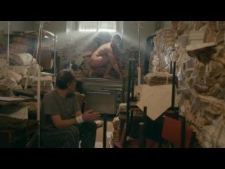 Ольга: А ты чего в подсобке делаешь?