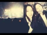 160402 Shannon &amp Dani @ Block B's Concert