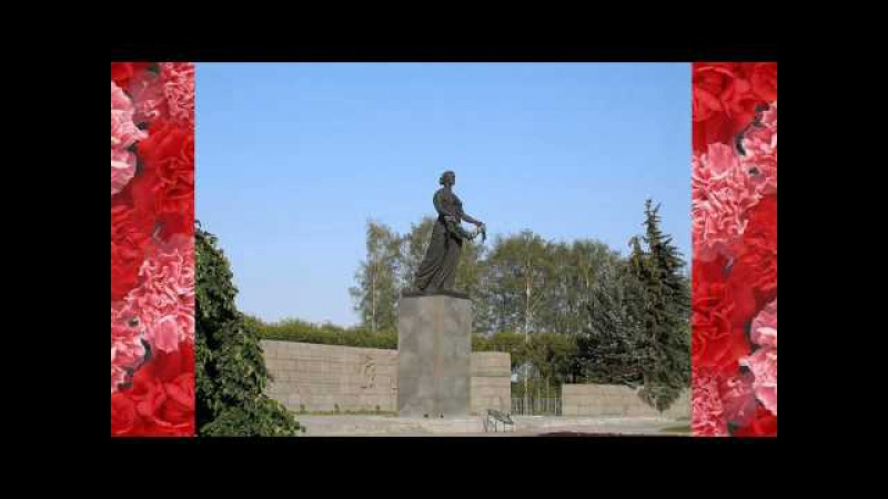 Выразительное чтение стихотворения Л.Татьяничевой «Пуля, жизнь скосившая сыновью…»