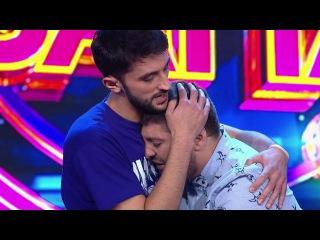 Comedy Баттл. Суперсезон - Дуэт Лена Кука (полуфинал) 28.11.2014