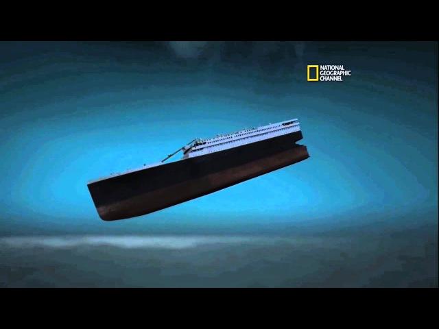 Titanic - teoria potopenia od Jamesa Camerona