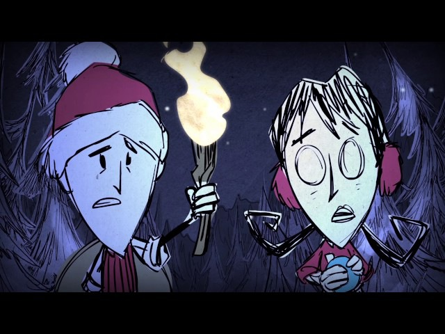 Starver's Carol A Winter's Feast Klei Dev Cover Happy Holidays