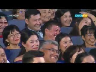 Турсынбек Кабатов - Зал чуть не описался от смеха! / Тұрсынбек Қабатов 2016