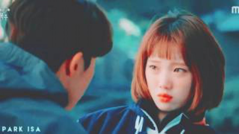Kim Bok Joo ♥ Jung Joon Hyung - I love you; Weightlifting Fairy Kim Bok Joo