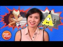 Pop Art! - Space Jam reboot, Gravity Falls Artist & Disney Animation Director, Dana Terrace (Ep. 2)