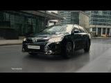 Toyota Camry Exclusive - новая комплектация для России