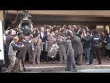 Ghostbusters B-ROLL - Melissa McCarthy, Kristen Wiig, Kate McKinnon, Leslie Jones, Chris Hemsworth (1)