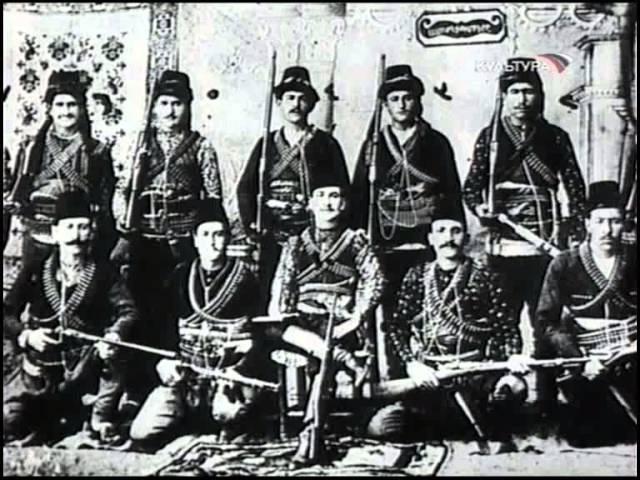 Первая Мировая война. 2 я серия. Война в колониях .