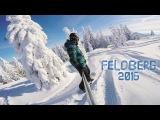 Feldberg 2016 TRU &amp DRU GoPro Snowboarding