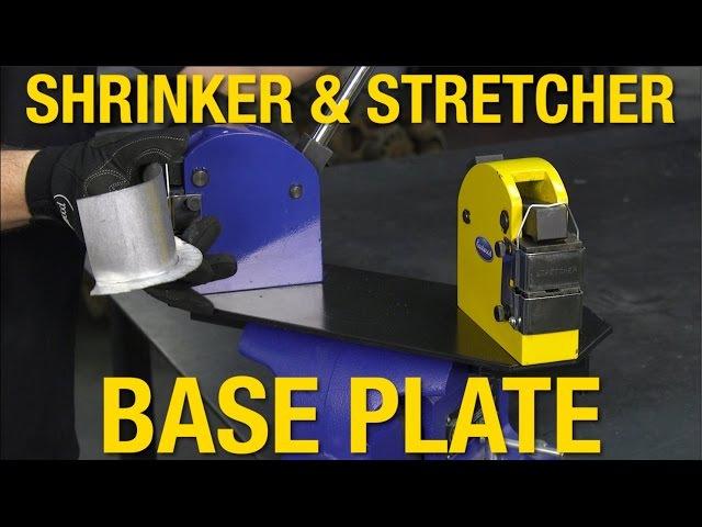 Shrinker Shrinker Base Plate - Make Metal Shaping Even Easier - Eastwood