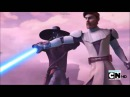 Cad Bane vs Obi-Wan and Quinlan Vos   Звёздные Войны: Войны Клонов
