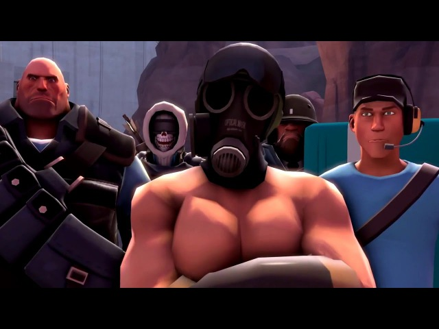 [SFM] Elimination Test (Rus) TF2 102 | TEAM FORTRESS 2 НА РУССКОМ