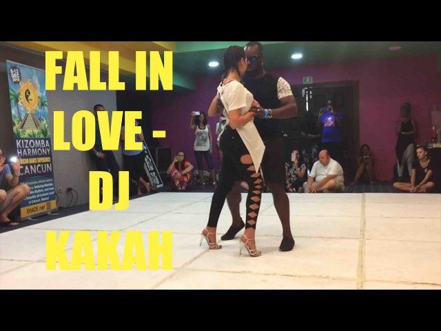 Fall In Love - DJ Kakah (Zouk) - Kizomba 2.0 - Ennuel Hakima