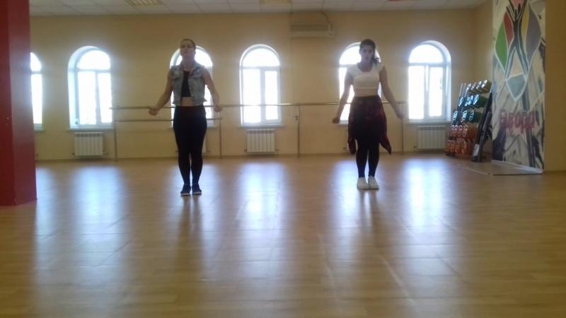Choreo by Nastya Shauro