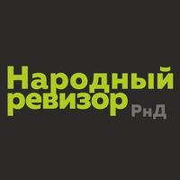Логотип Народный ревизор. РнД