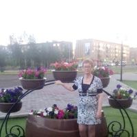 Анкета Екатерина Агеева