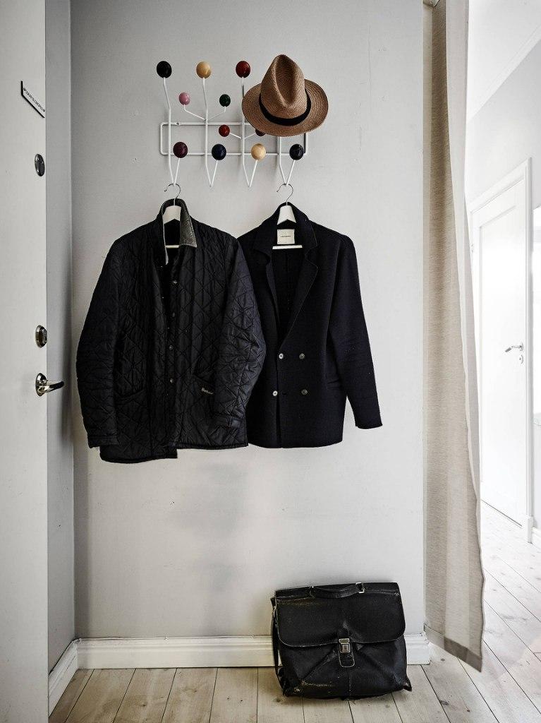 Интерьер квартиры-студии 33 м.