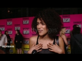 Nathalie Emmanuel| Entertainment Weekly Bash Party| GoT/Game Of Thrones cast