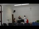 Урок с Маэстро Алессандро Свабом в Академии Lirica Santa Croce Италия Триест