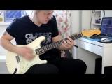 Dmitry Andrianov - Jimi Hendrix Rhythm Style