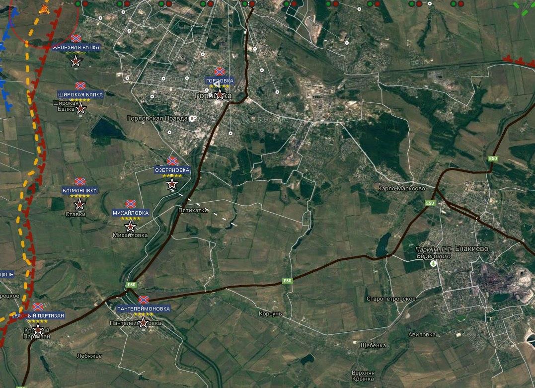 Сводка с фронтов ДНР: большие потери и сорванное наступление ВСУ, бои под Донецком и Горловкой (ВИДЕО)