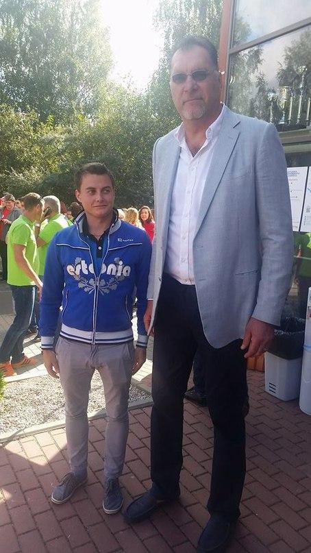 Владислав Костров | Paldiski