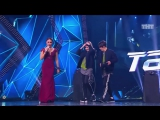 Танцы - Светлана Яремчук и Даян (Грибы - Копы)