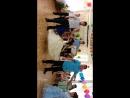 выпускной. Танец пап и дочерей