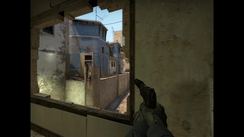 ACE WITH USP-S ONLY HS