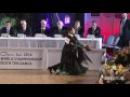 Ilya Yudovin - Dariia Marinesku, BLR, 1/2 Tango