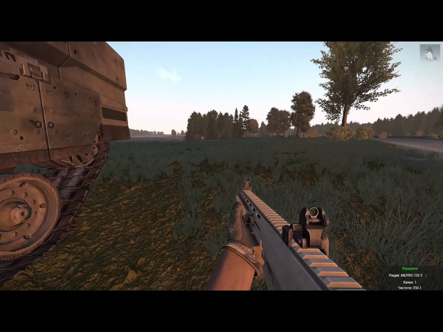 Р-реализм Arma 3 сервер red-bear.ru 14.04.16