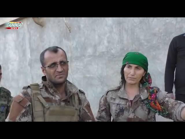 Эксклюзив. Марат Мусин с места химической атаки ИГИЛ по курдам