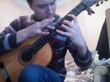 Fingerstyle guitar - folk-metal