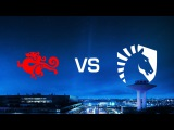Tyloo vs. Team Liquid @ de_cobblestone