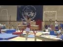 Спортивная гимнастика, открытое Первенство СК Олимпийский