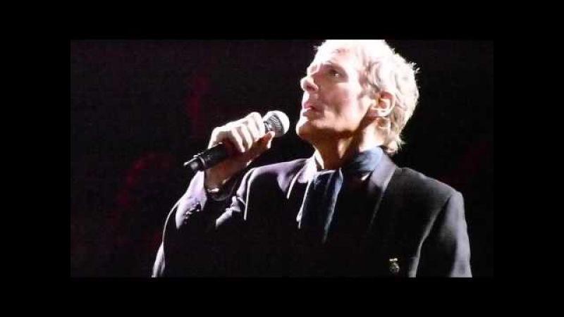 Michael Bolton- When A Man Loves A Woman- Live In Bristol 12/4/16