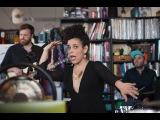 Xenia Rubinos NPR Music Tiny Desk Concert