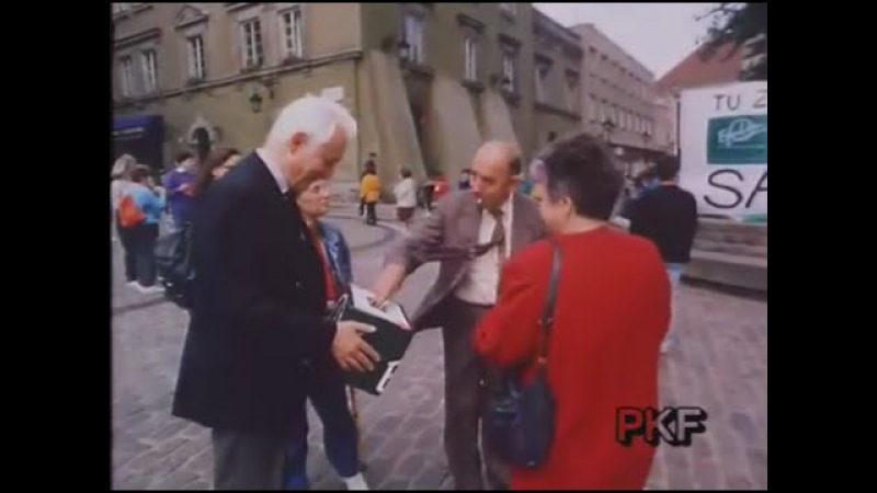 WOJNA NA BAŁKANACH - PKF nr 33 1993 r.