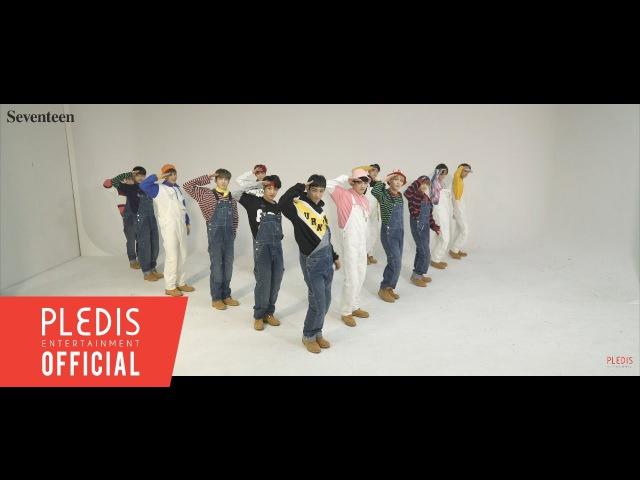 [Choreography Video]SEVENTEEN(세븐틴)-행복(HAPPINESS)