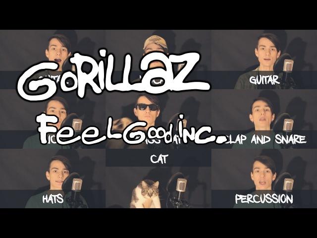 Gorillaz - Feel Good inc. (acapella cover by Dmitry Klimov)