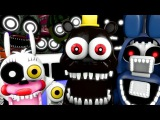 FNAF WORLD IS OUT!!! Animatronics Reaction | FNAF SFM