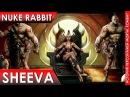 История бойца SHEEVA
