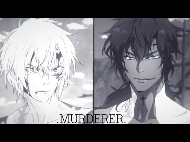 MURDERER | Poker Pair [TykixAllen] ♡