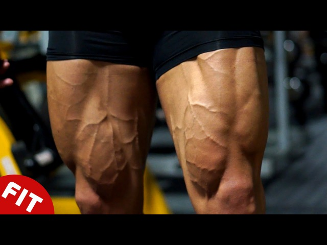 SECRET TO GREAT LEGS - QUADS HAMSTRINGS WORKOUT